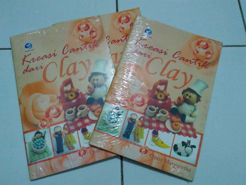 harga Buku kreasi cantik dari  clay Tokopedia.com