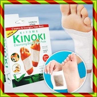 GROSIR KINOKI DETOX FOOT PATCH (WHITE) | KOYO KAKI