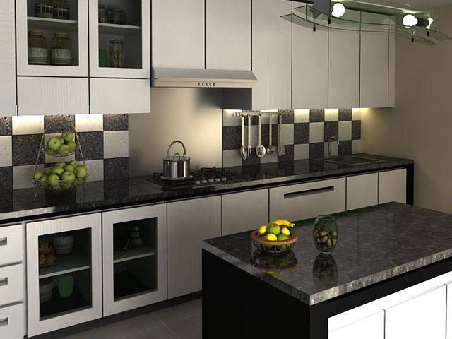 jual kitchen set minimalis dari jepara royal mebel