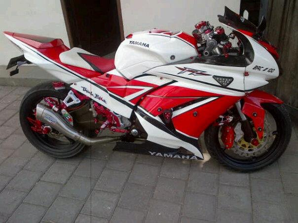 referensi modifikasi byson full fairing ninja 250