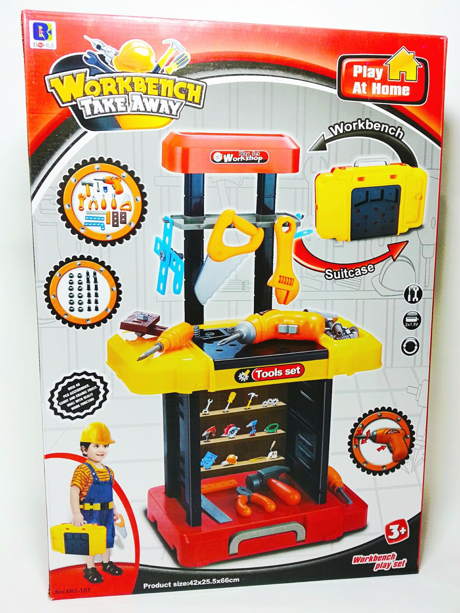 Work Shop Toys 75