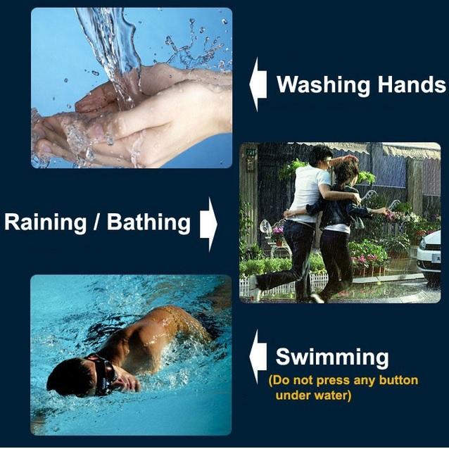 Jam Tangan Pria SKMEI Casio Men Sport Water Resistant 50m