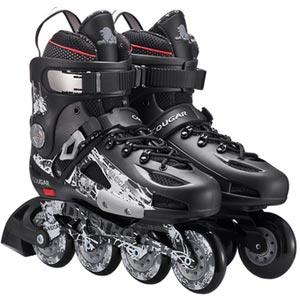 ... Cougar Destroyer Mzs507 Sepatu Roda Slalom Inline Skate Black -  Blanja.com ... 3324de2276