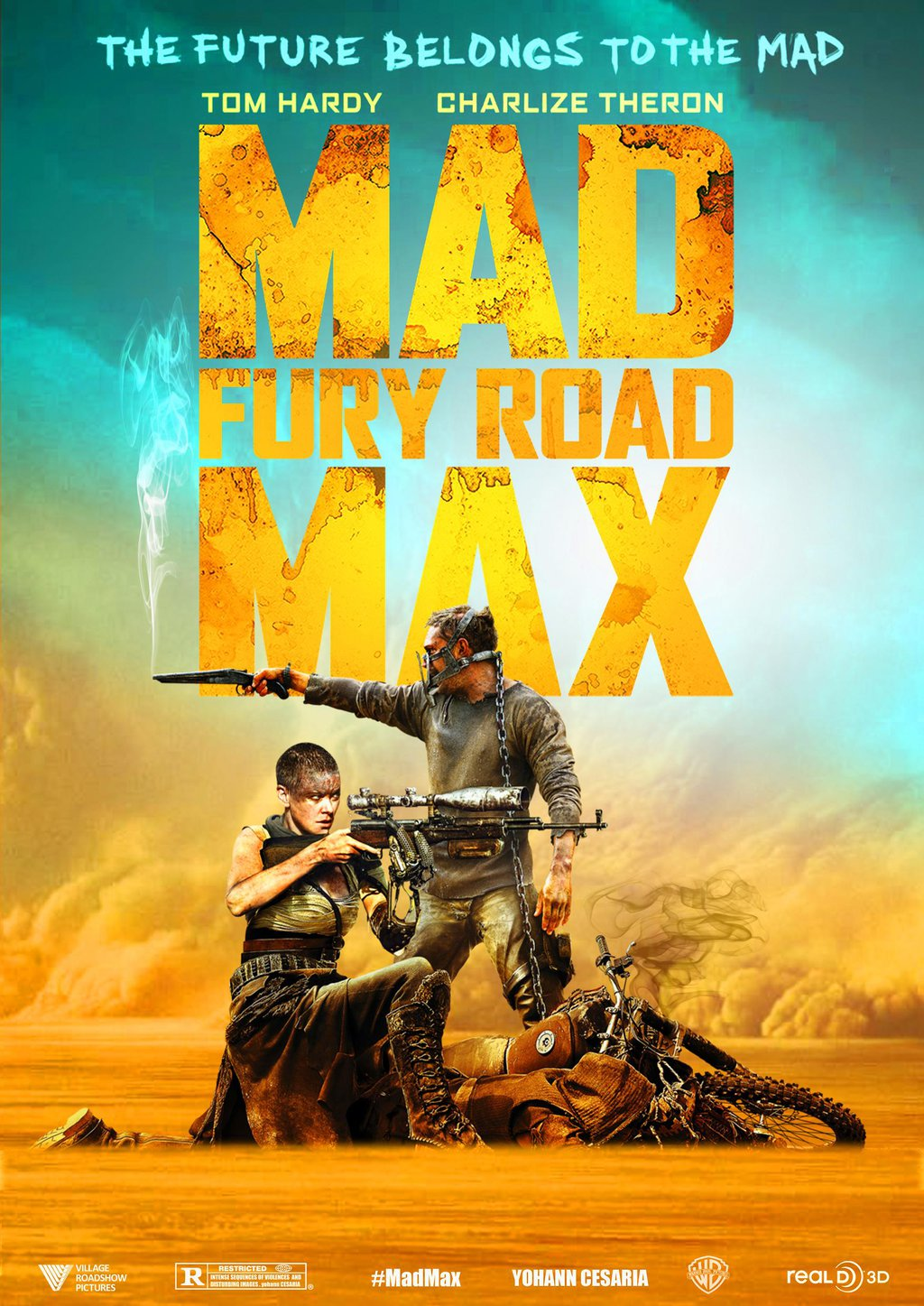 Artist: tom holkenborg aka junkie xl title of album: mad max: fury road deluxe edition year of release: 2015 label