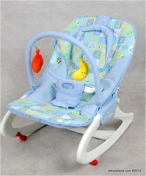 kursi ayunan bayi baby bouncer elfe kursi ayun bayi