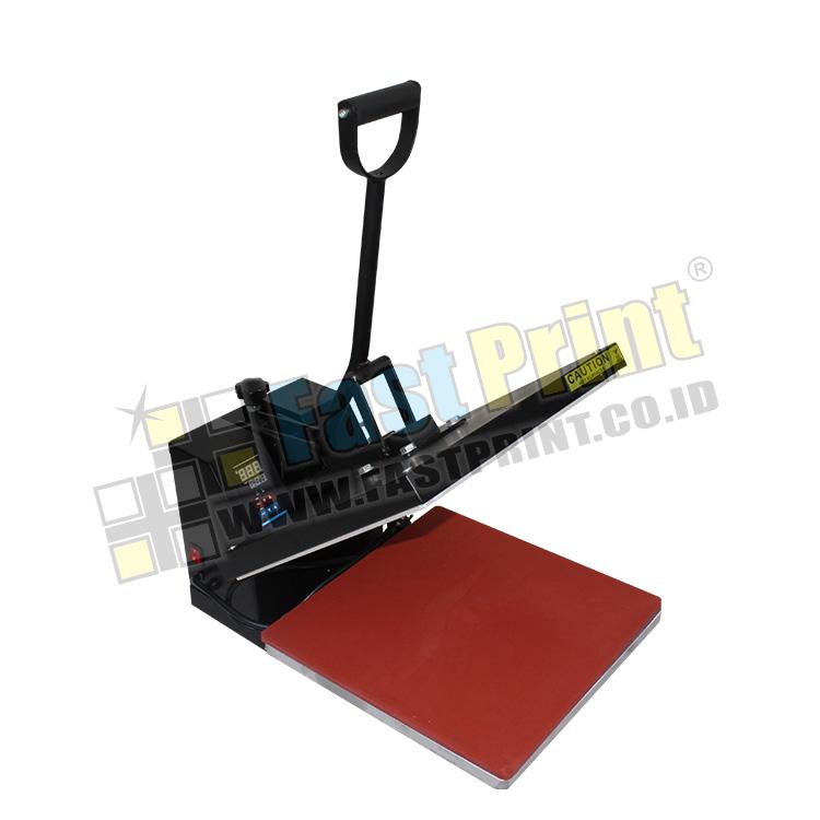 Mesin Press Kaos Digital Ukuran 38 Cm x 38 Cm