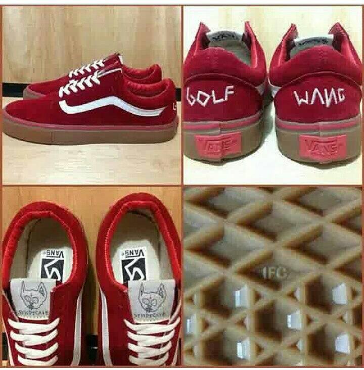 Sepatu Van's Golf Wang