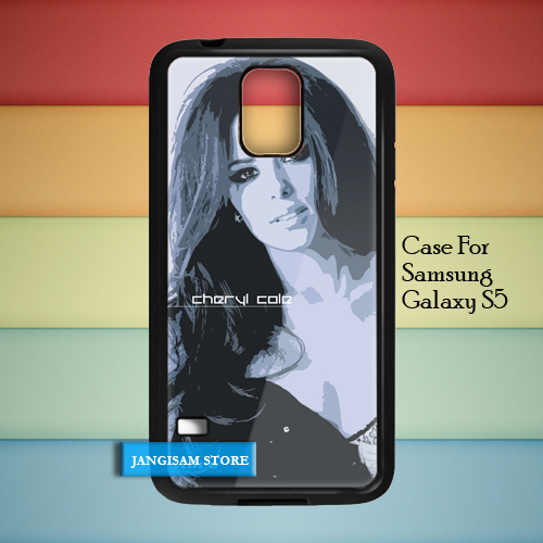 CHERYL COLE THE SONG Samsung Galaxy S5 Case
