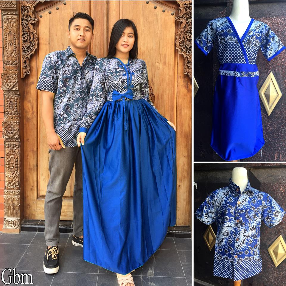 Jual baju batik keluarga sarimbit keluarga couple family Jual baju gamis couple 2015