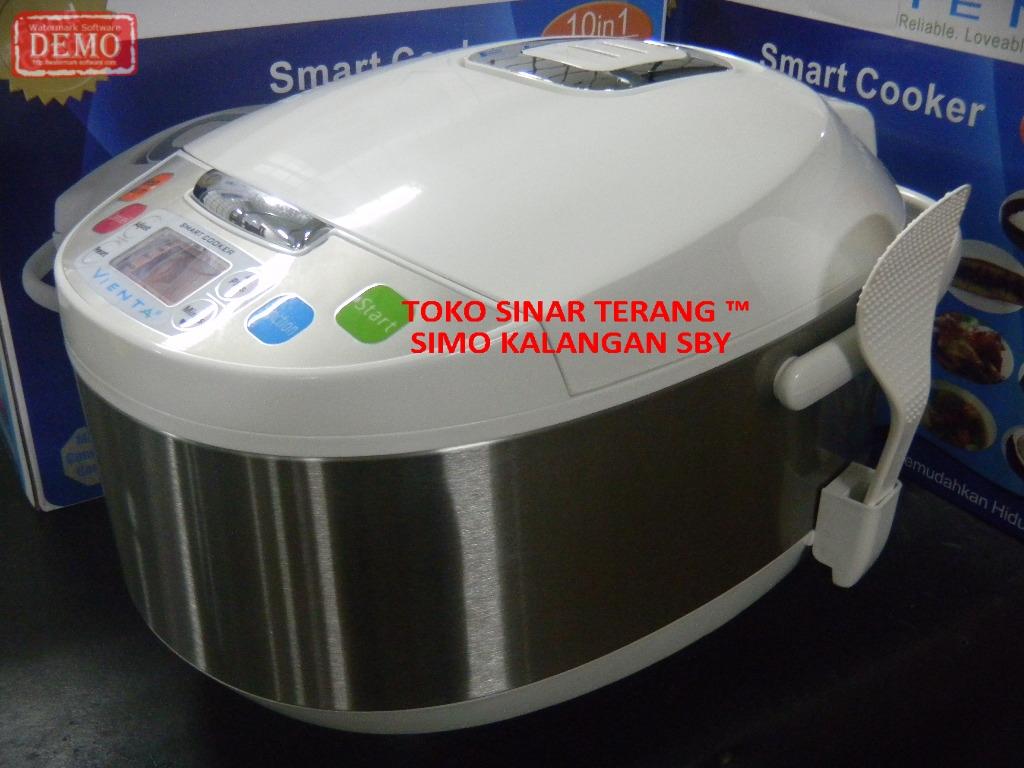 Blender Vienta 11 In 1 28 Images Toko Sinar Terang Jual Smart Cooker 10 Blue Gas Magic Jer