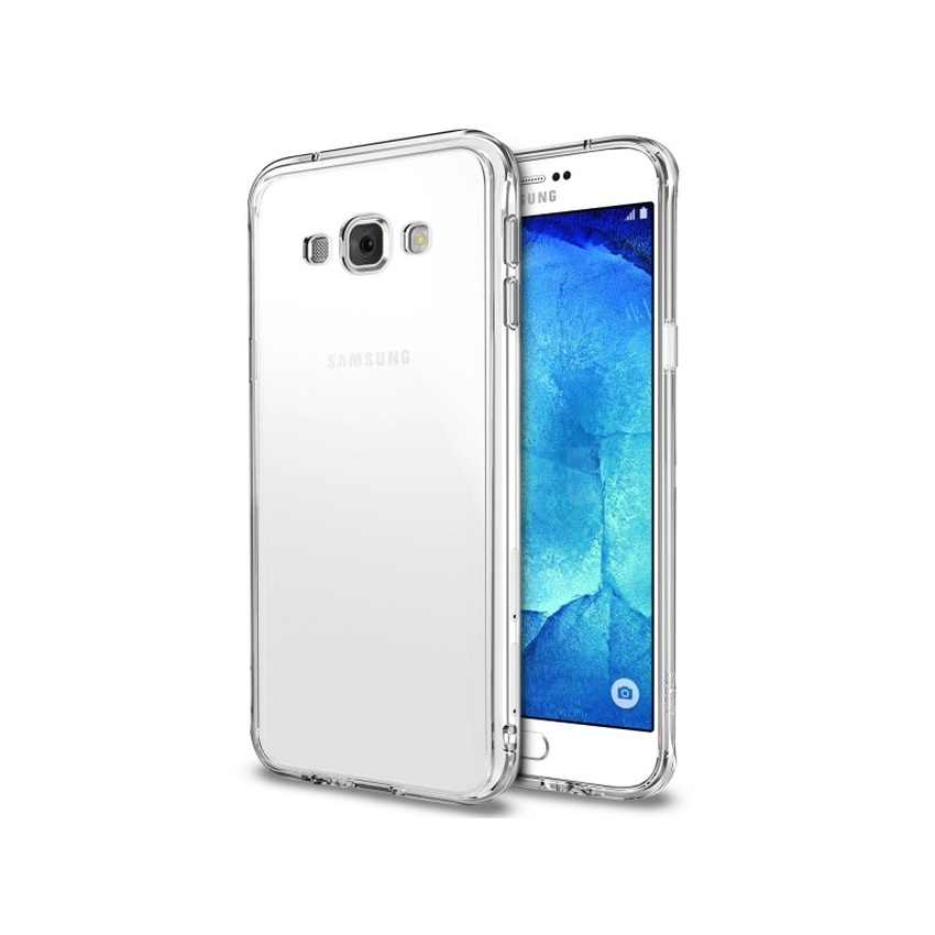 Rearth Ringke For Samsung Galaxy A8 Fusion Crystal View