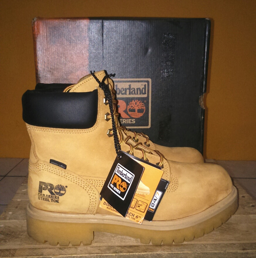 Jual TIMBERLAND PRO DIRECT ATTACH 6 INCH STEEL TOE ... 384c16d3d0