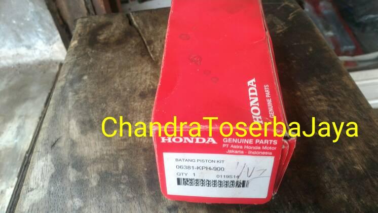 Stang Seher / Batang Piston / Connecting Rod Karisma Supra 125 AHM