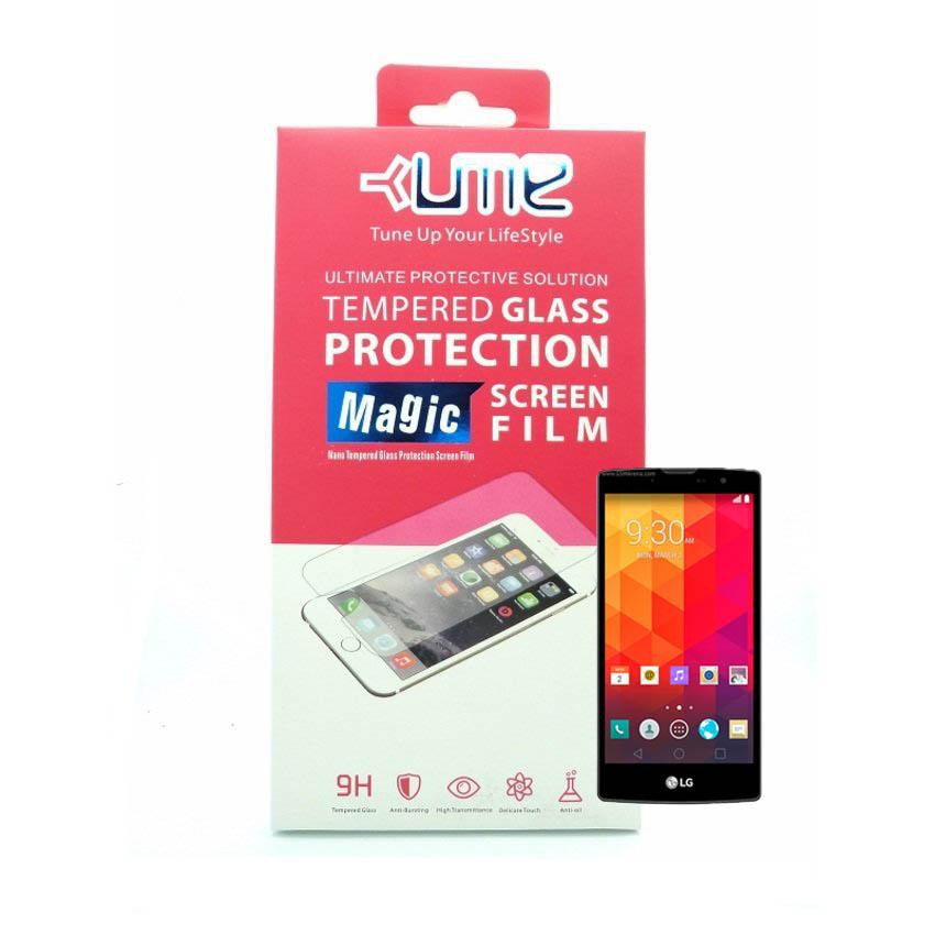 Vikento Tempered Glass-Vikento For LG Magna - Anti Gores - Screen Guard. Source