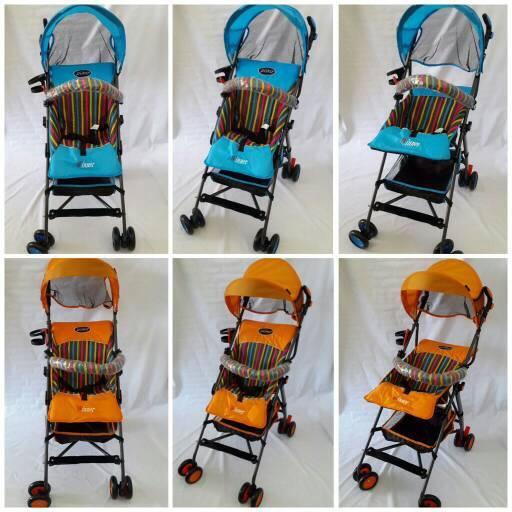 Stroller / Stoller bayi Pliko Winner murah, Baru & simple