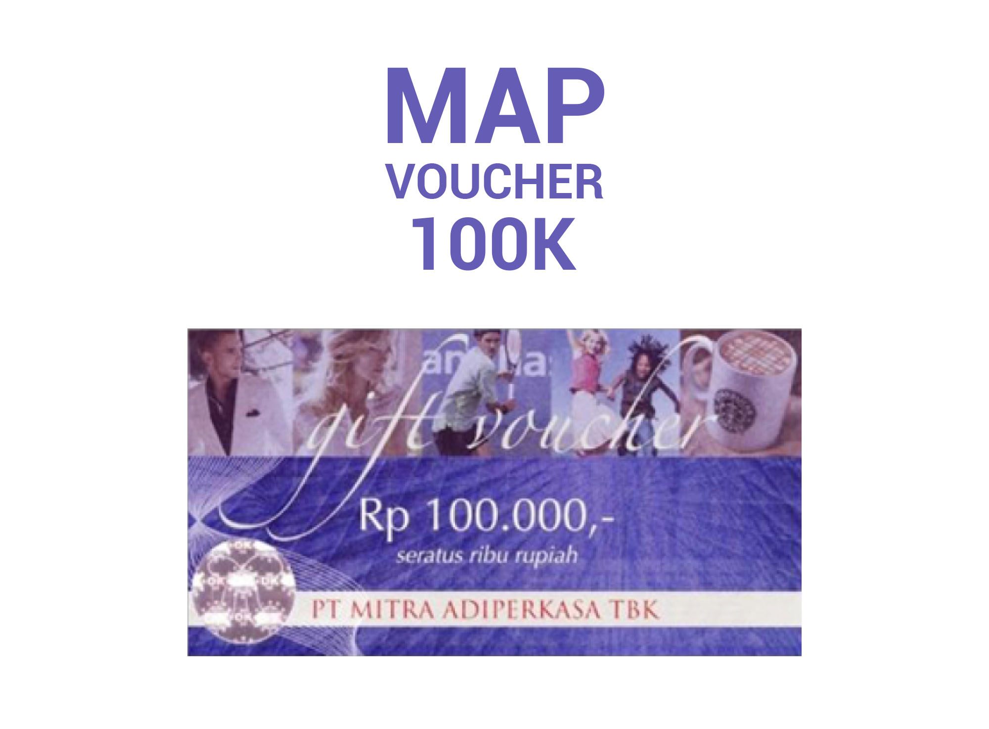 Map Gift Voucher 1000000 Daftar Update Harga Terbaru Indonesia 7 Lembar 100 Rb Jual Paket Hemat 10buah
