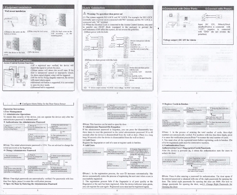 Jual Mesin Sidik Jari Untuk Akses Fingerprint For Access