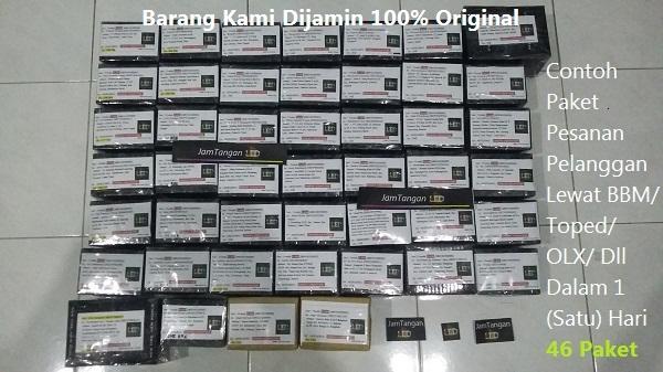 SKMEI Storm MK2 0926 Hitam Original Jam Tangan Import Murah Tahan Air