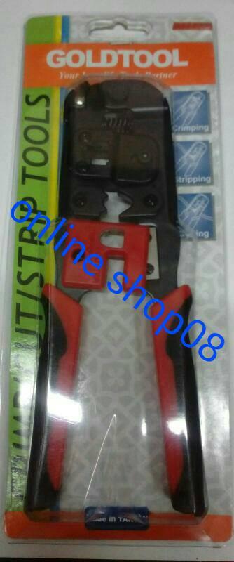 CRIMP/CUT/STRIP TOOLS TTK-112 cat6-e originalbTaiwan