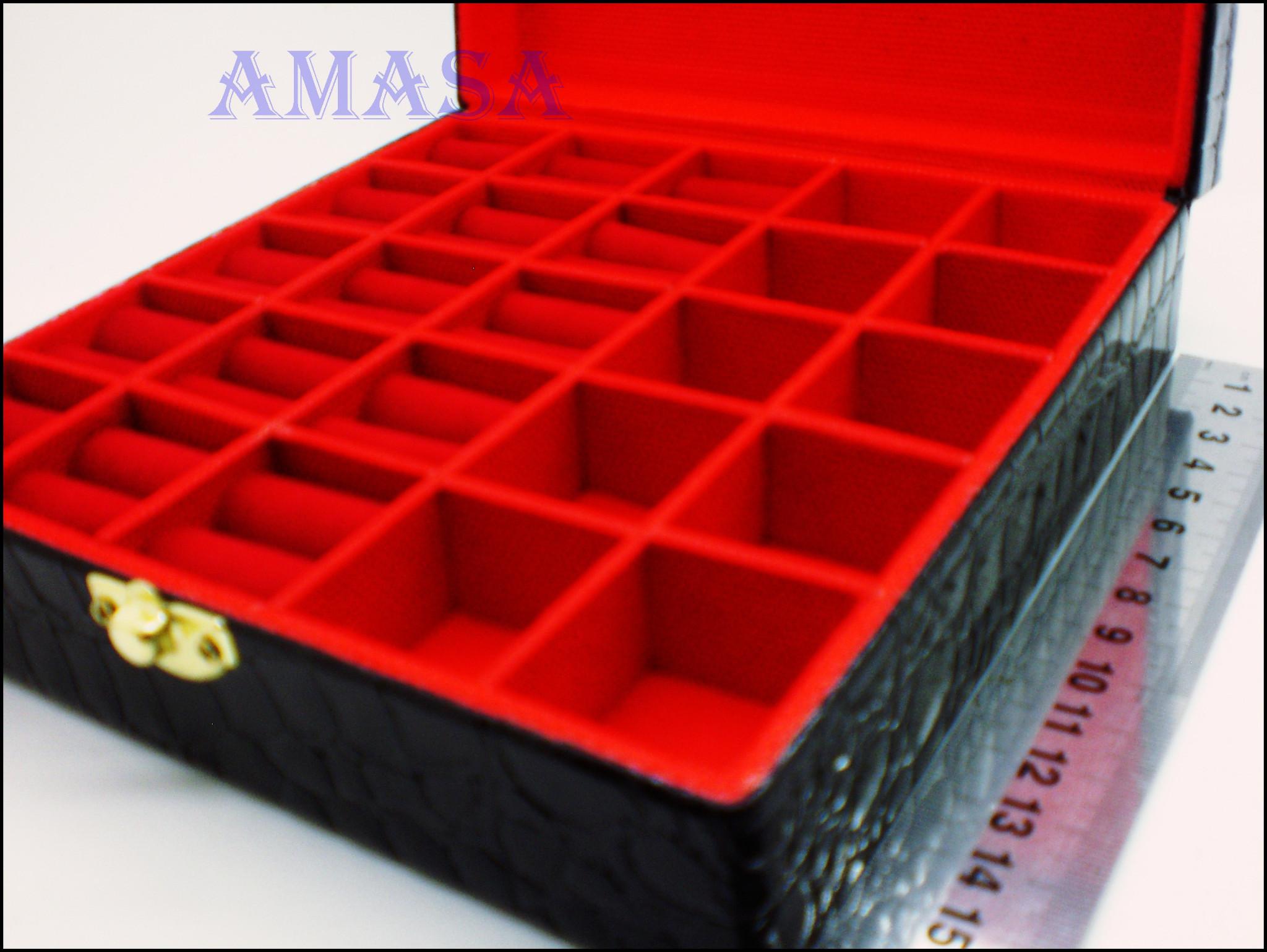 box perhiasan,kotak cincin,batu akik,liontin,hijab,pancawarna,permata