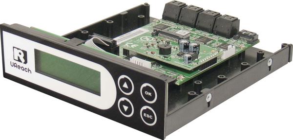 UReach Controller CD/DVD Duplicator 1-7 (BD1809)