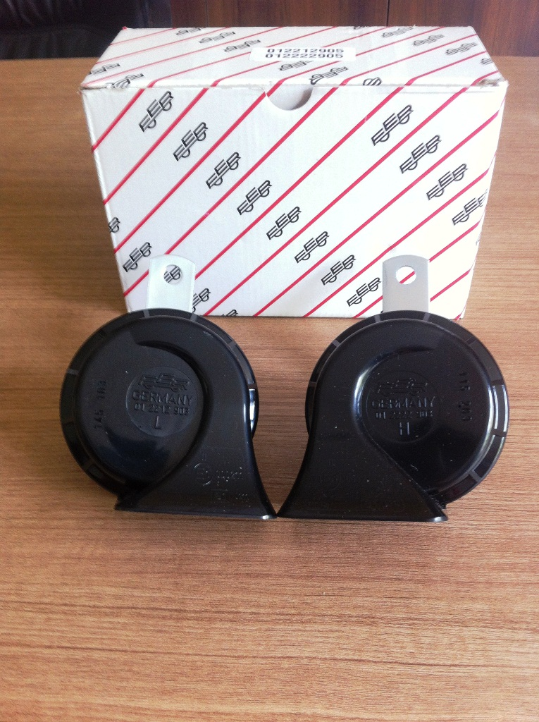 Harga Klakson FER GERMANY 12V Hi-Lo Stereo Sound (Klakson STD BMW E46)