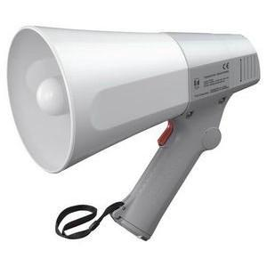 TOA ZR-510W Megaphone 6 W with Whistle