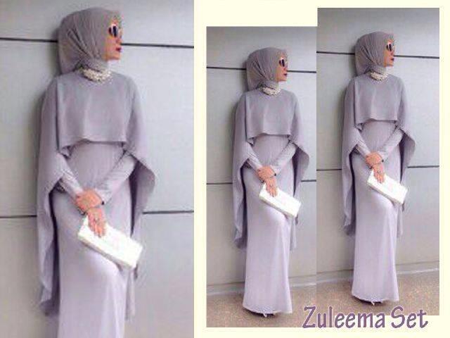 Zuleema Set | Setelan Hijab | Jersey