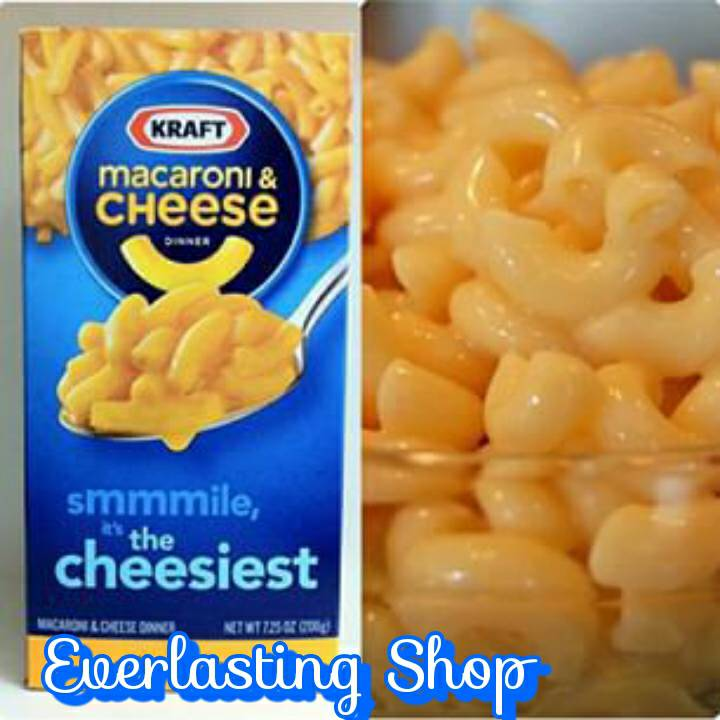 an introduction to kraft macaroni and cheese