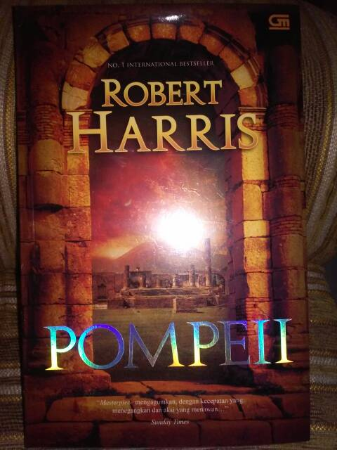 a review of the ancient roman history in the book pompeii by robert harris A novel of ancient rome [robert harris] the new york times book review robert harris is the author of pompeii.