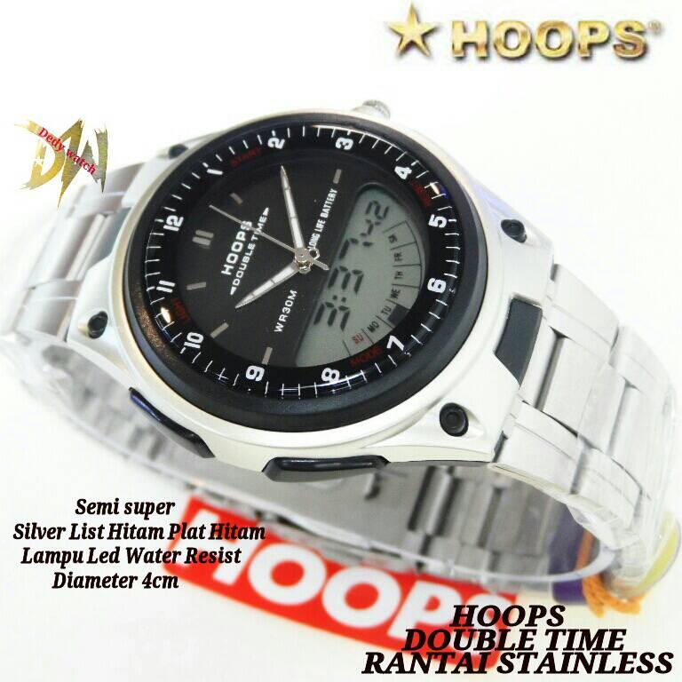Jam tangan hoops