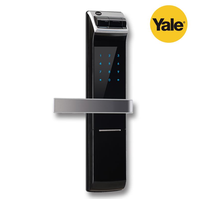 Jual Kunci Digital Door Lock Yale Ydm 4109 Kamar Mandiku