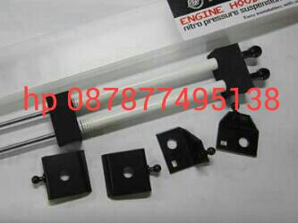 Honda Jazz GK'14-15 shock kap mesin merk nippon racing
