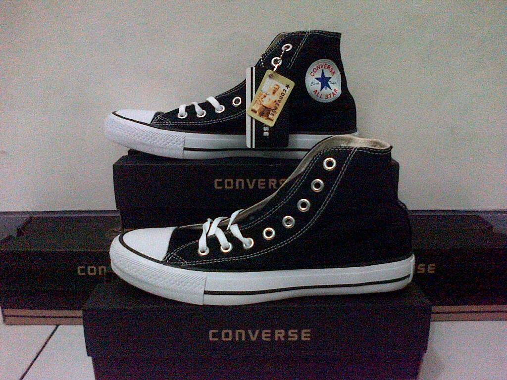 Jual Sepatu Converse All Star High Box