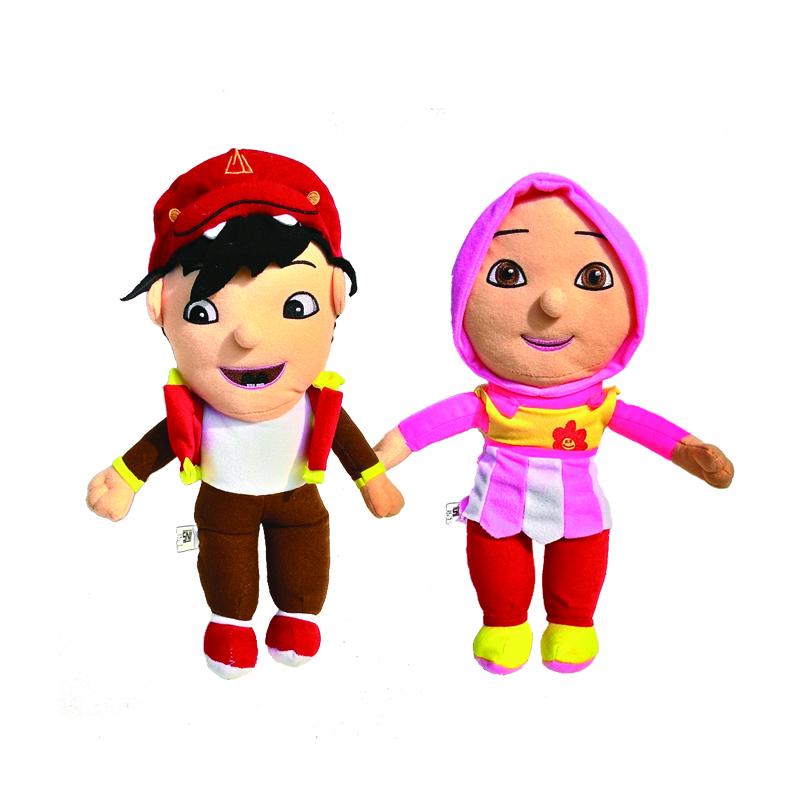 Jual Boneka couple   sepasang Boboiboy Yaya (isi 2 pcs) tinggi 40cm ... afea39fdc8