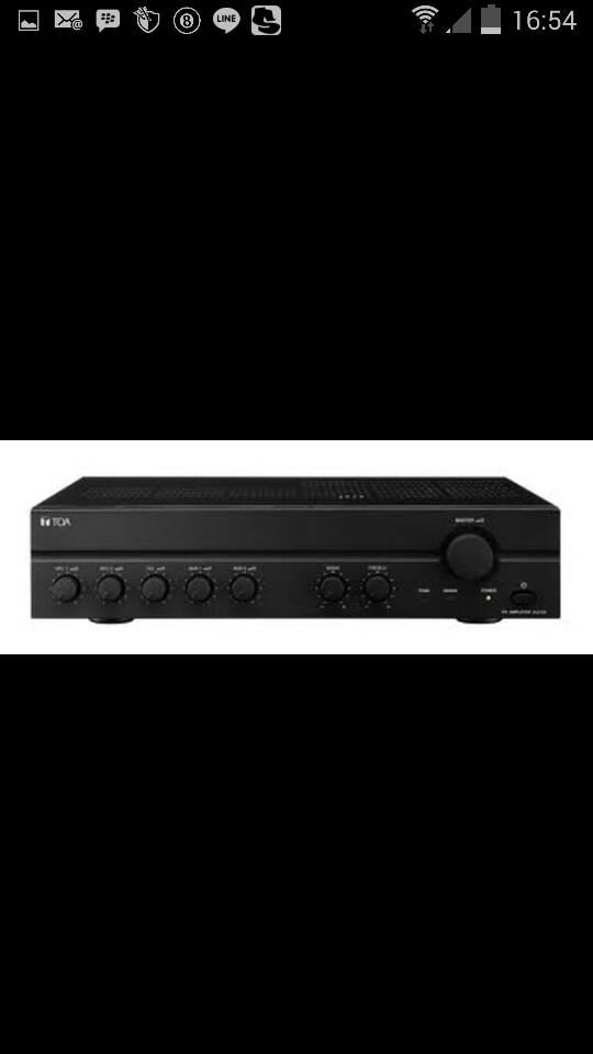 Mixer Ampli Toa ZA 2240 ( ORIGINAL )