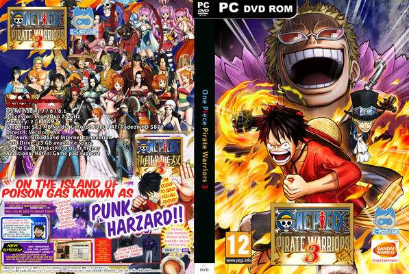 one piece pirate warriors pc
