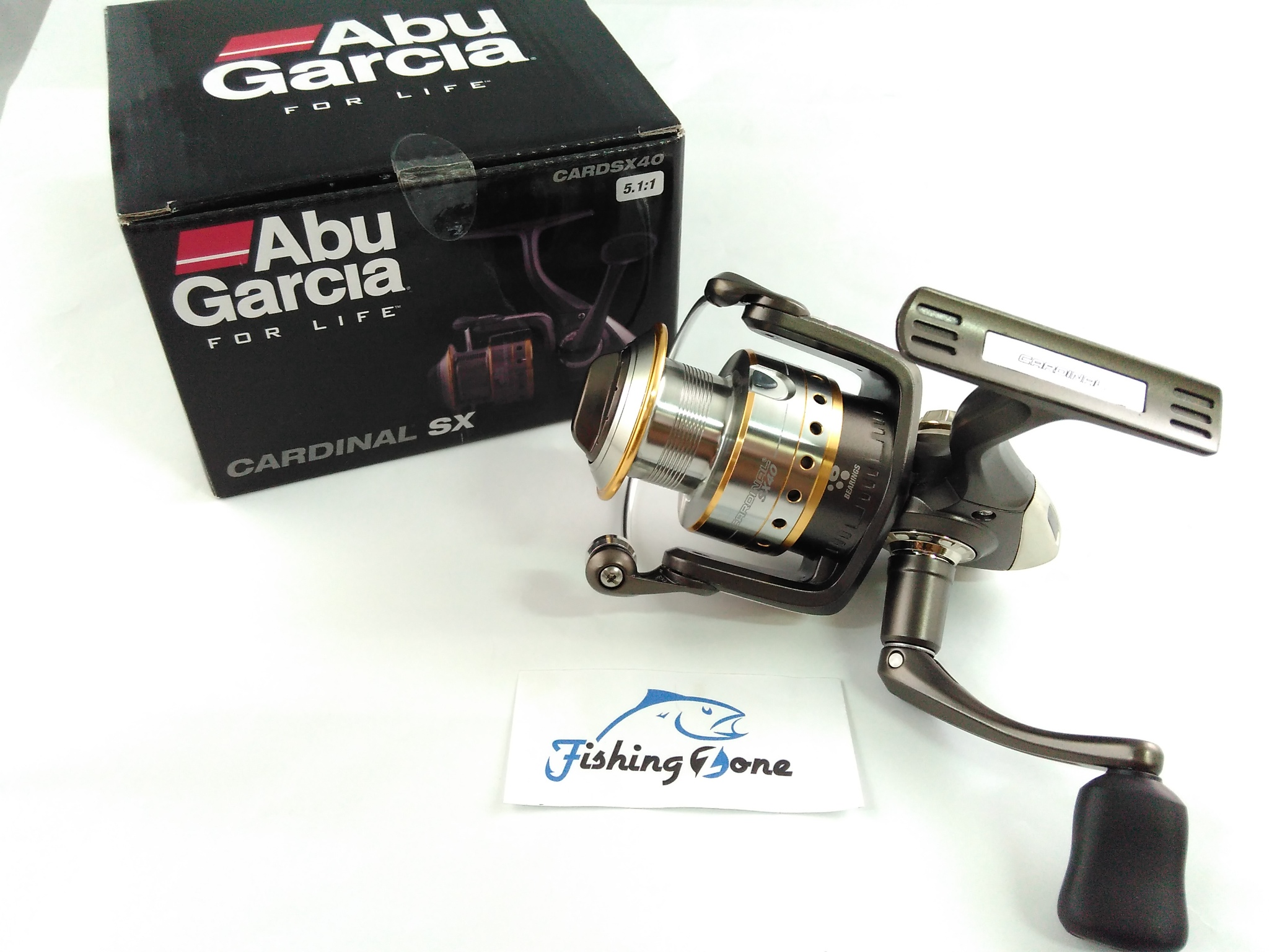 harga Alat Pancing Abu Garcia Cardinal Sx 40 Spinning Reel Blanja.com