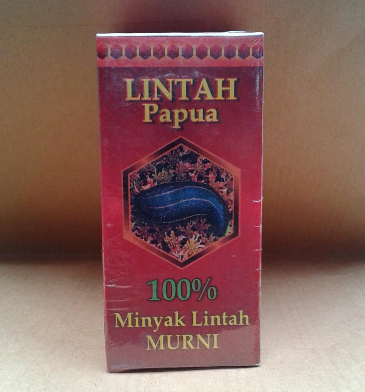 jual minyak lintah oil papua asli obat pembesar alat vital elza