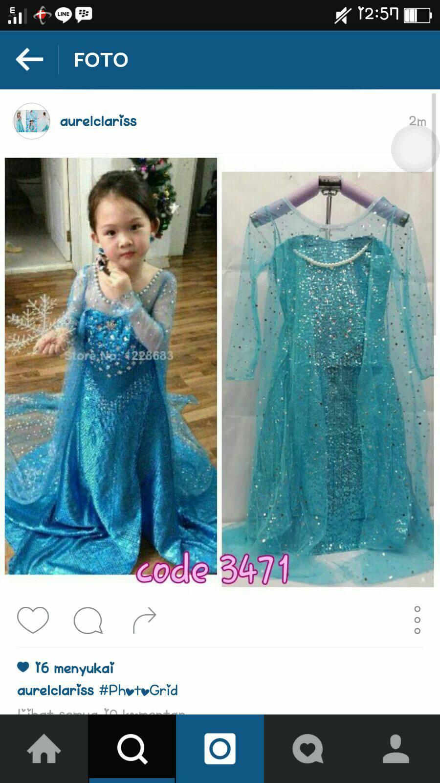 Game Frozen Baju Jual Baju Dress Kostum Frozen Elsa