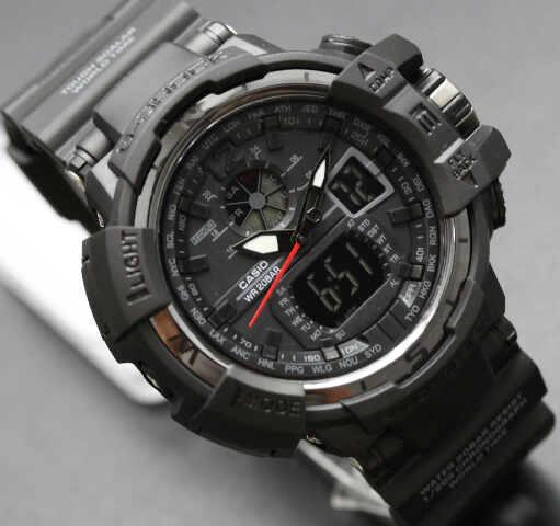 Jam tangan pria anak cowo digital terbaru g shock casio ripcurl QnQ bl