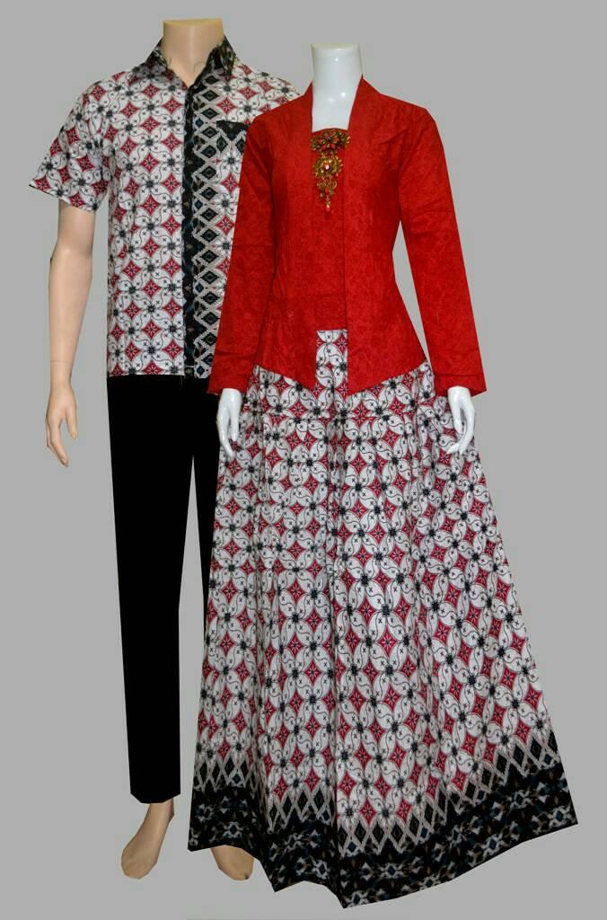 Jual sarimbit embos 212  couple batik  baju pasangan  christin