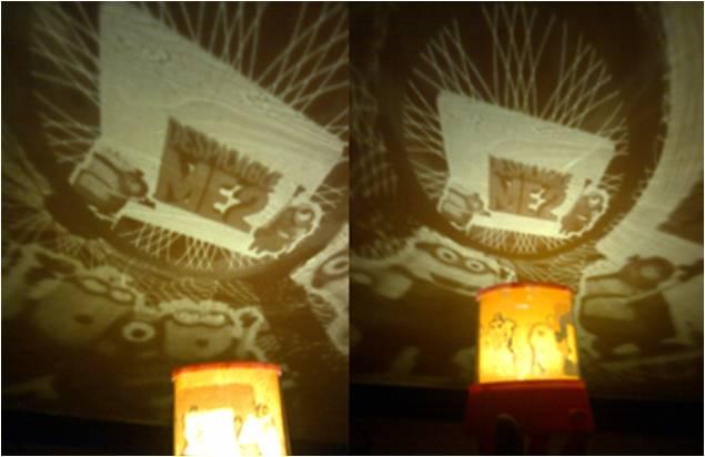 Jual Proyektor Star Master Projector Beauty Hello Kitty