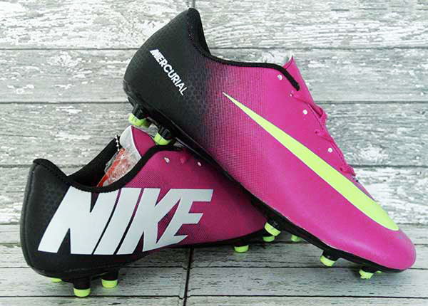 Jual Sepatu Bola Sepatu Olahraga Nike Mercurial Vapor IX Hitam ... 89f238d983