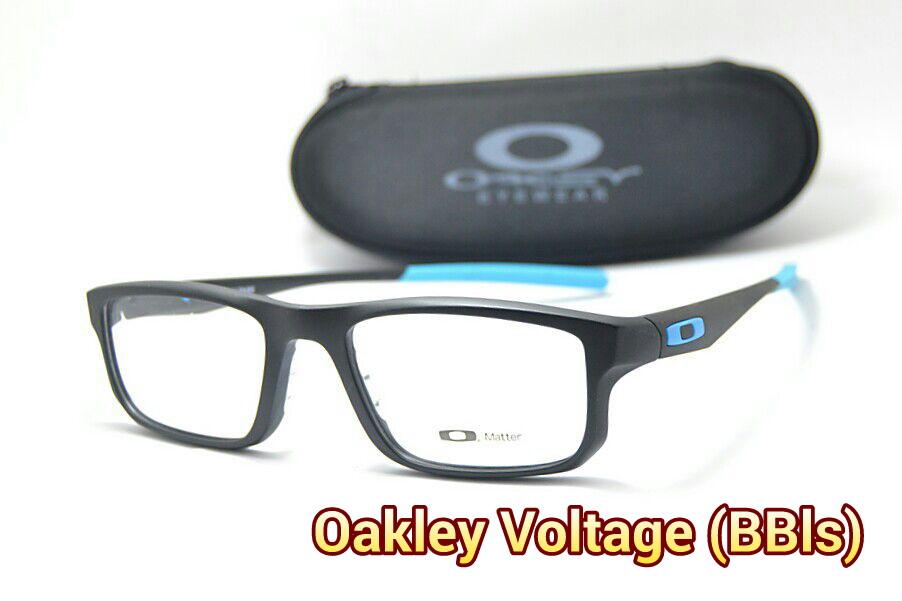 Jual jual frame kacamata   Oakley Voltage   baca minus   pria wanita ... 25a54a69b4