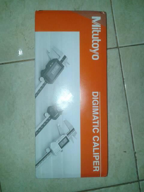 Caliper Digital Mitutoyo 0 - 200 mm