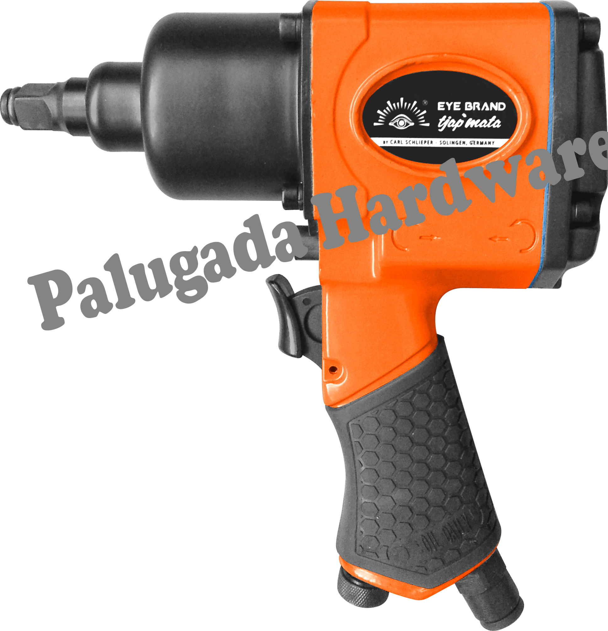 "Air Impact Wrench Heavy Duty SQ 1/2"" ""Tjap Mata"" / ""Eye Brand"""
