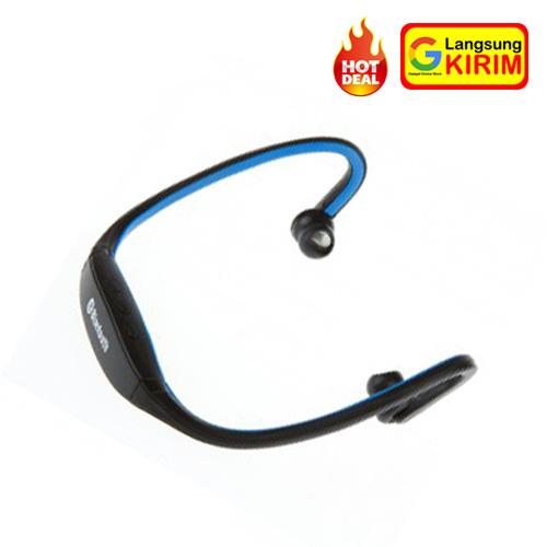 Jual Headset Bluetooth Musik MEGABASS Murah, Bagus Dan Berkualitas TERBAIK
