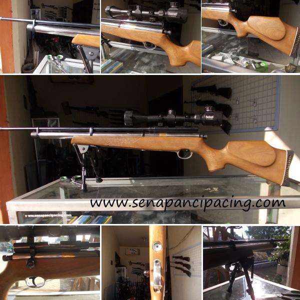 harga Senapan Angin PCP GAS Mouser Stainless OD Tabung  28 Tokopedia.com