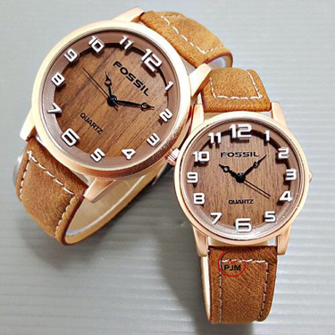 harga ( fossil Couple ) jam tas baju kacamata dompet cewek cowok wanita baru Tokopedia.com